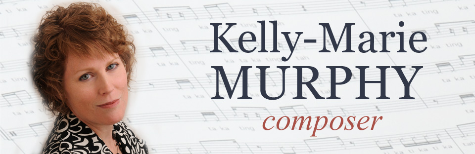 Kelly-Marie Murphy - homepage